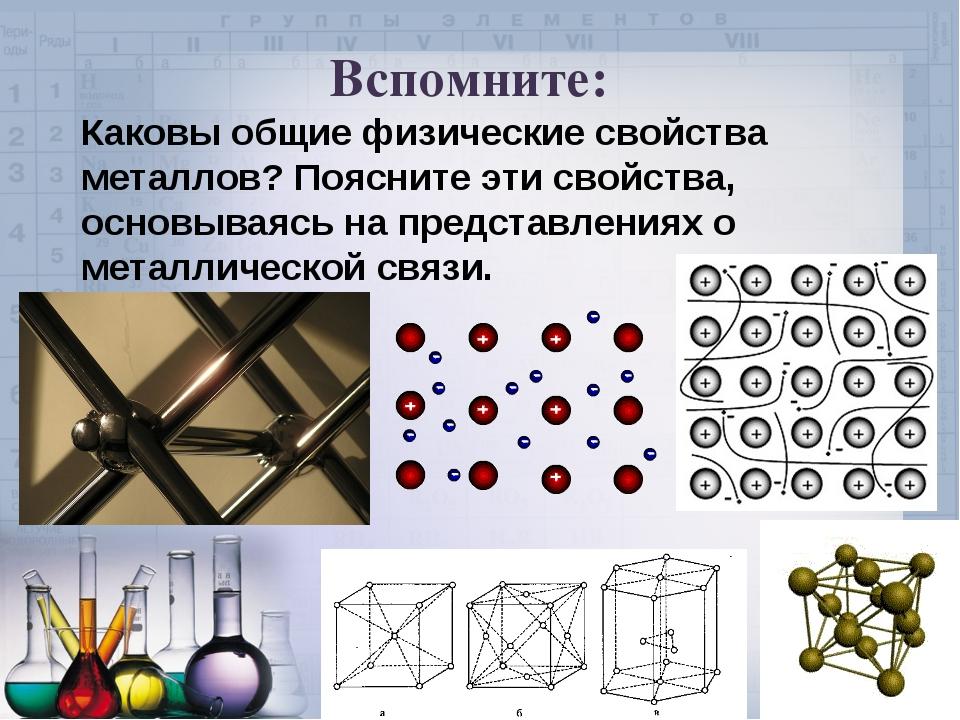 Технологические свойства металлов и сплавов -зависимость от химического состава
