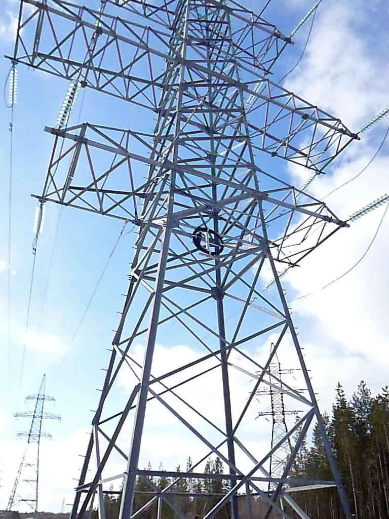 Вч-связь (энергетика)