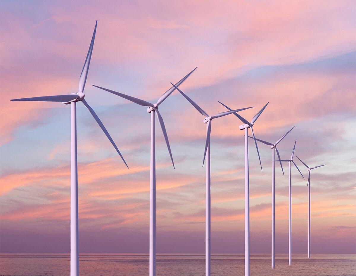 Мировой опыт в освоении энергии ветра - энергосовет.ru