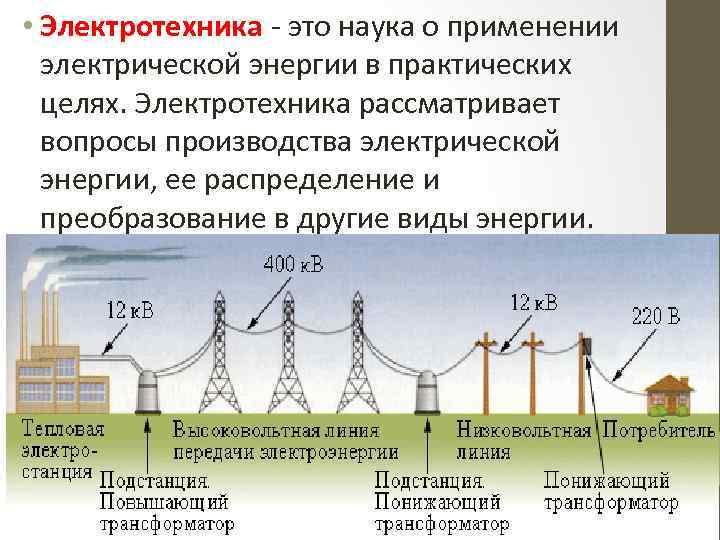 Преобразователь электрической энергии