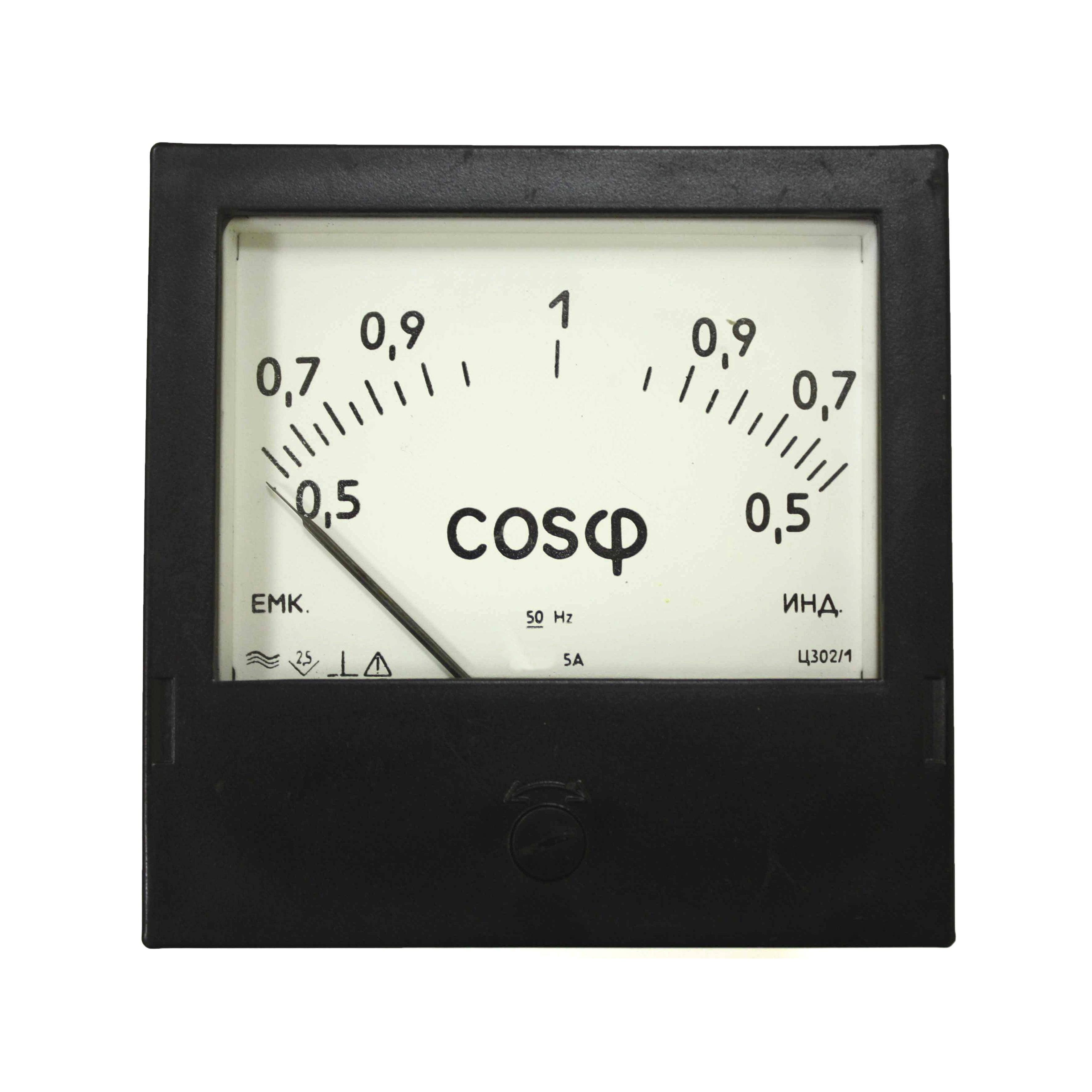 Что такое фазометр?