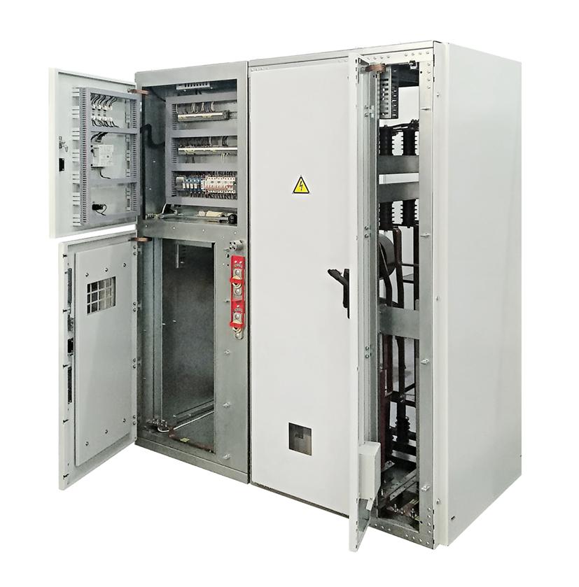 Батареи статических конденсаторов 6-220 кв. эффективное управление реактивной мощностью и уровнем напряжения.