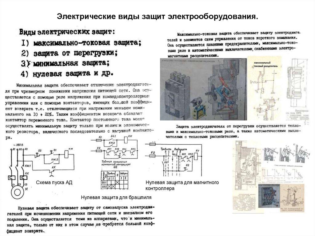 Методические указания по применению ограничителей перенапряжений нелинейных в электрических сетях 6-35 кв /