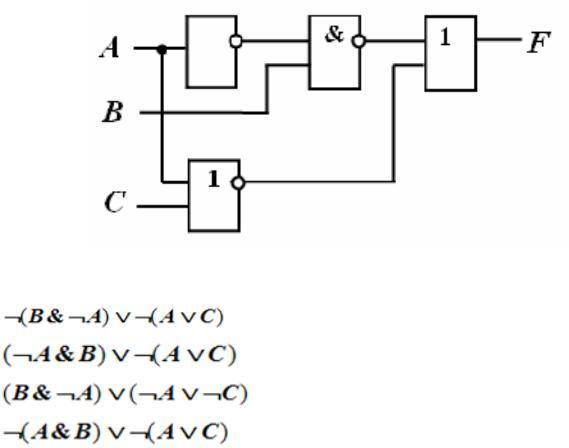 Контактная схема — викиконспекты