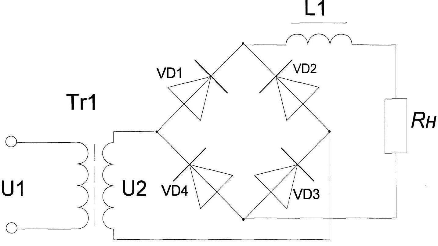 Однополупериодные и двухполупериодные выпрямители переменного тока: схемы и принцип действия