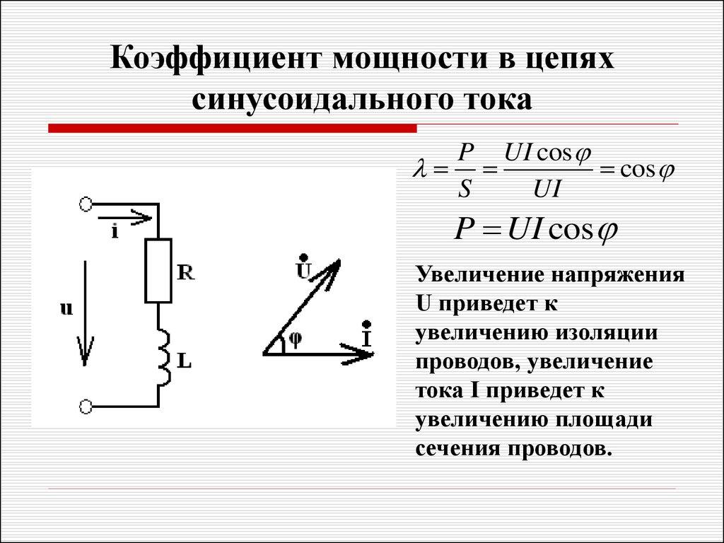 Компенсация реактивной мощности в сетях напряжением 6.3-10.5/0,4 кв