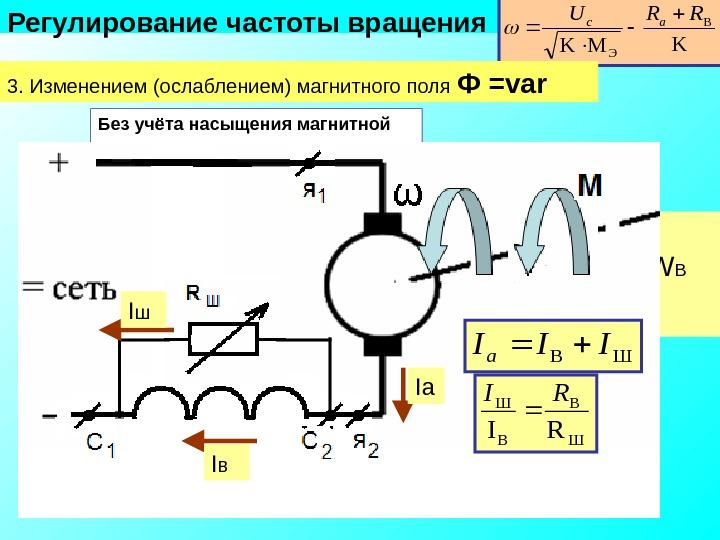 Как можно регулировать обороты асинхронного двигателя: обзор способов