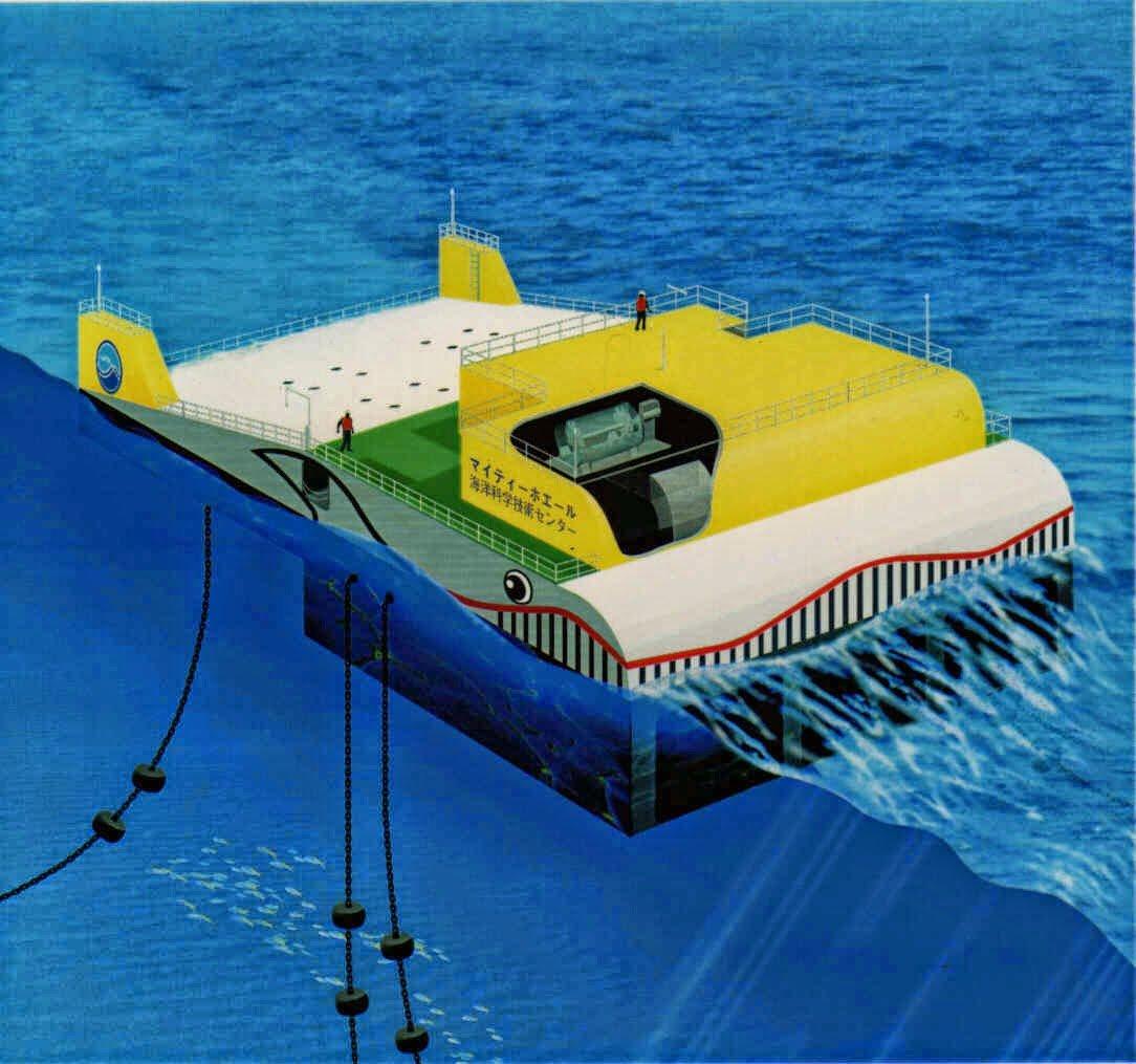 Типы волновых электростанций: плюсы и минусы