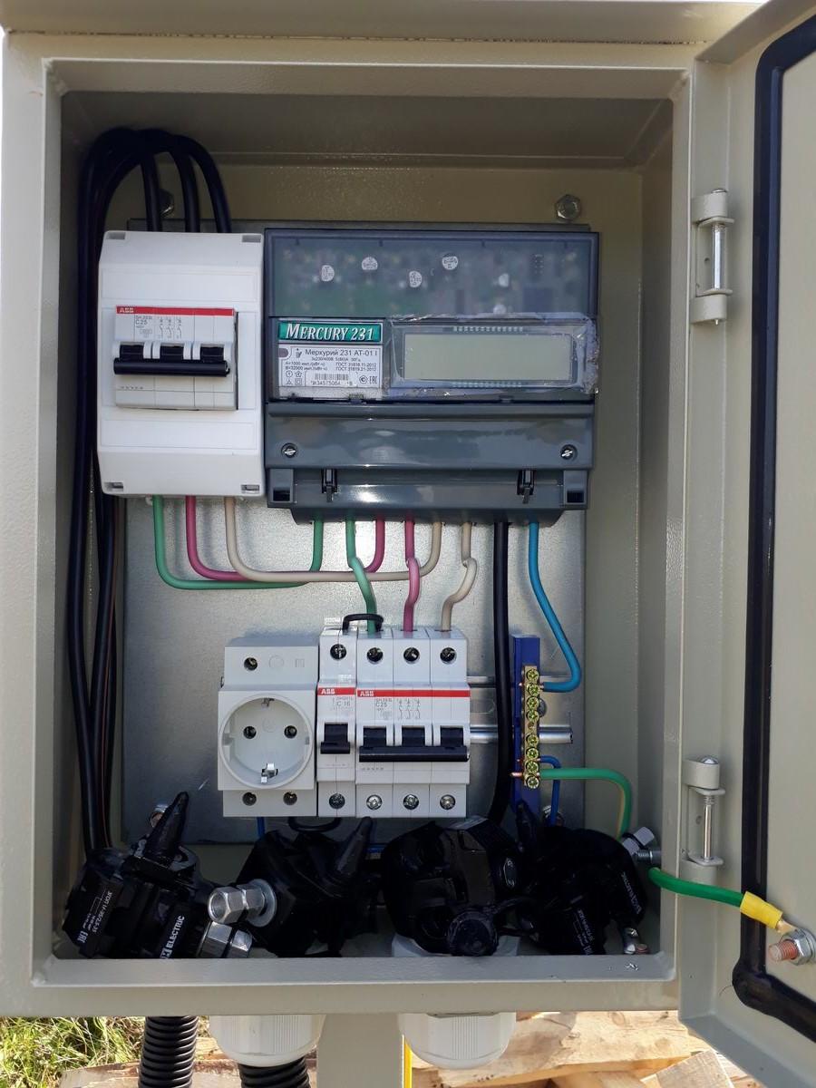 Схема подключения трансформатора тока – варианты монтажа