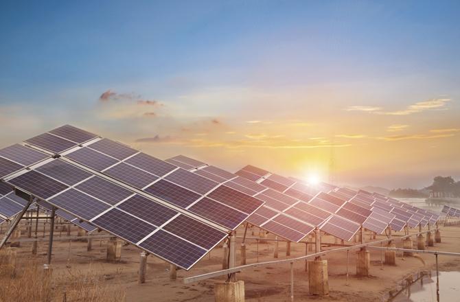 Перспективы солнечной энергетики в мире
