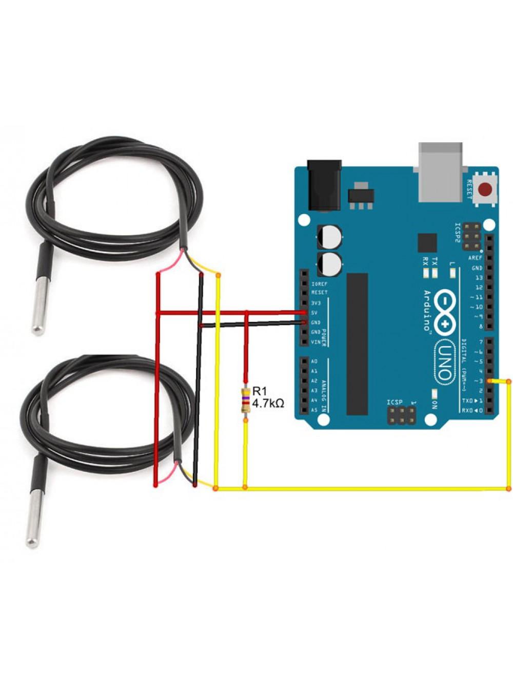 Простая реализация 4-проводного подключения датчика rtd для высокоточных измерений температуры - ad7124-4, ad7124-8