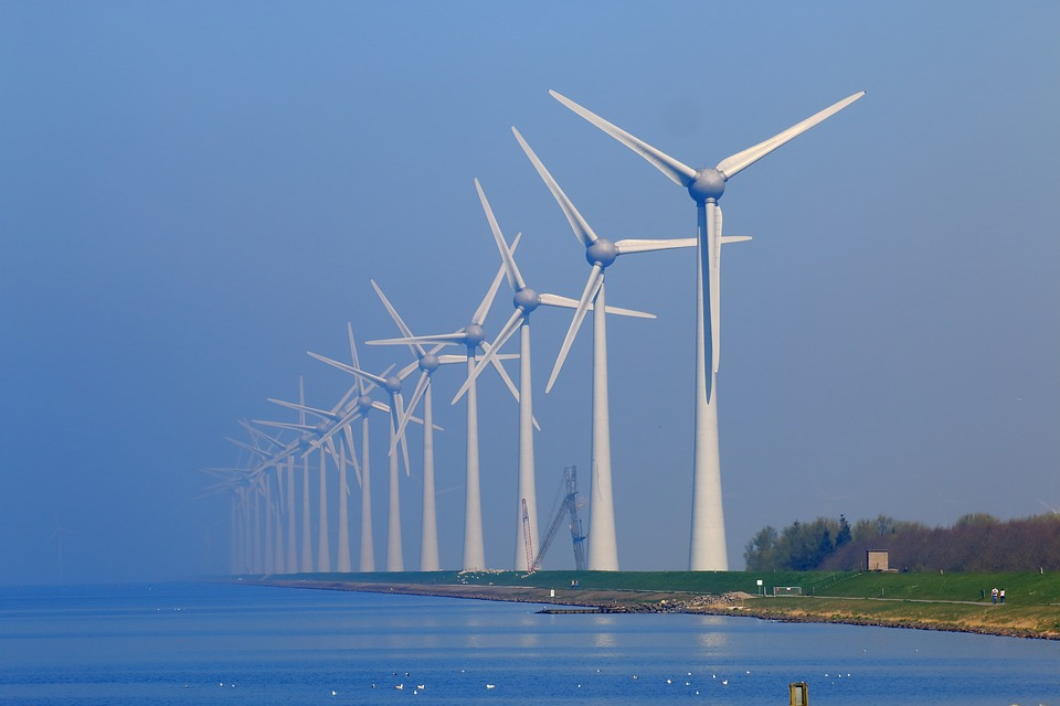 Ветроэнергетика: перспективы, плюсы и минусы