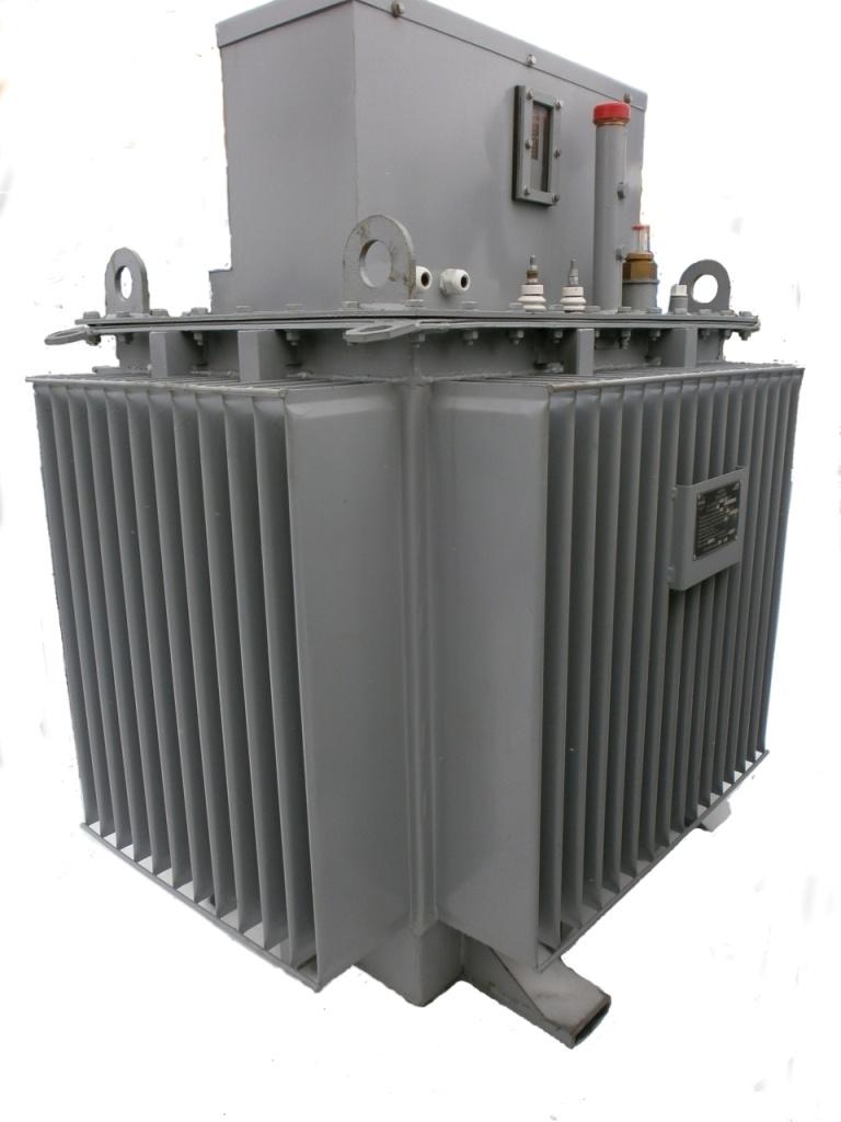 Установка реактора в электроустановке