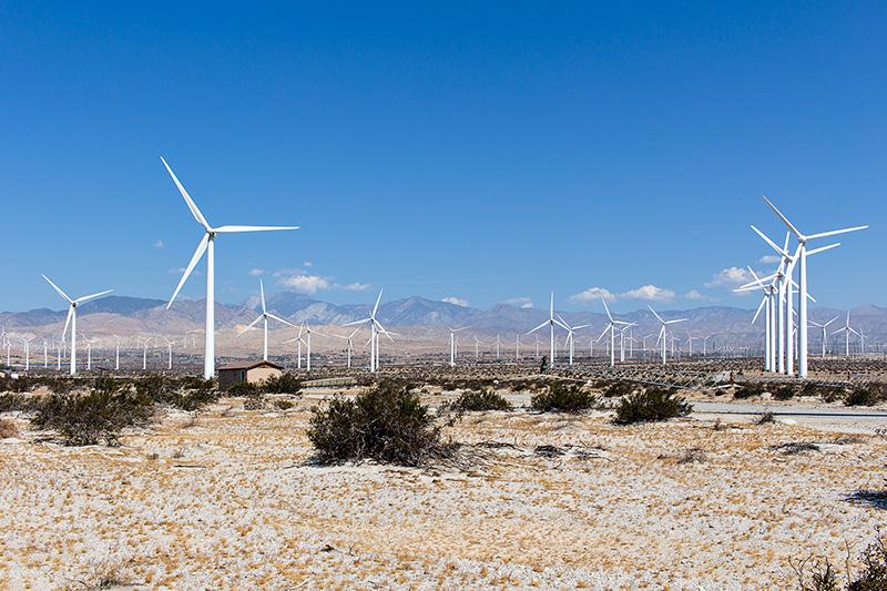 Развитие альтернативных источников энергии в мире