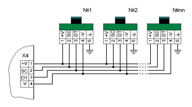 Датчик температуры и влажности (troyka-модуль)