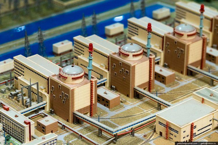 Редакция   | электроэнергетика россии. часть третья. атомная энергетика | журнал «география» № 10/2005