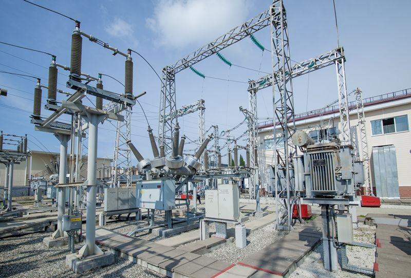 Схемы электроснабжения потребителей второй категории