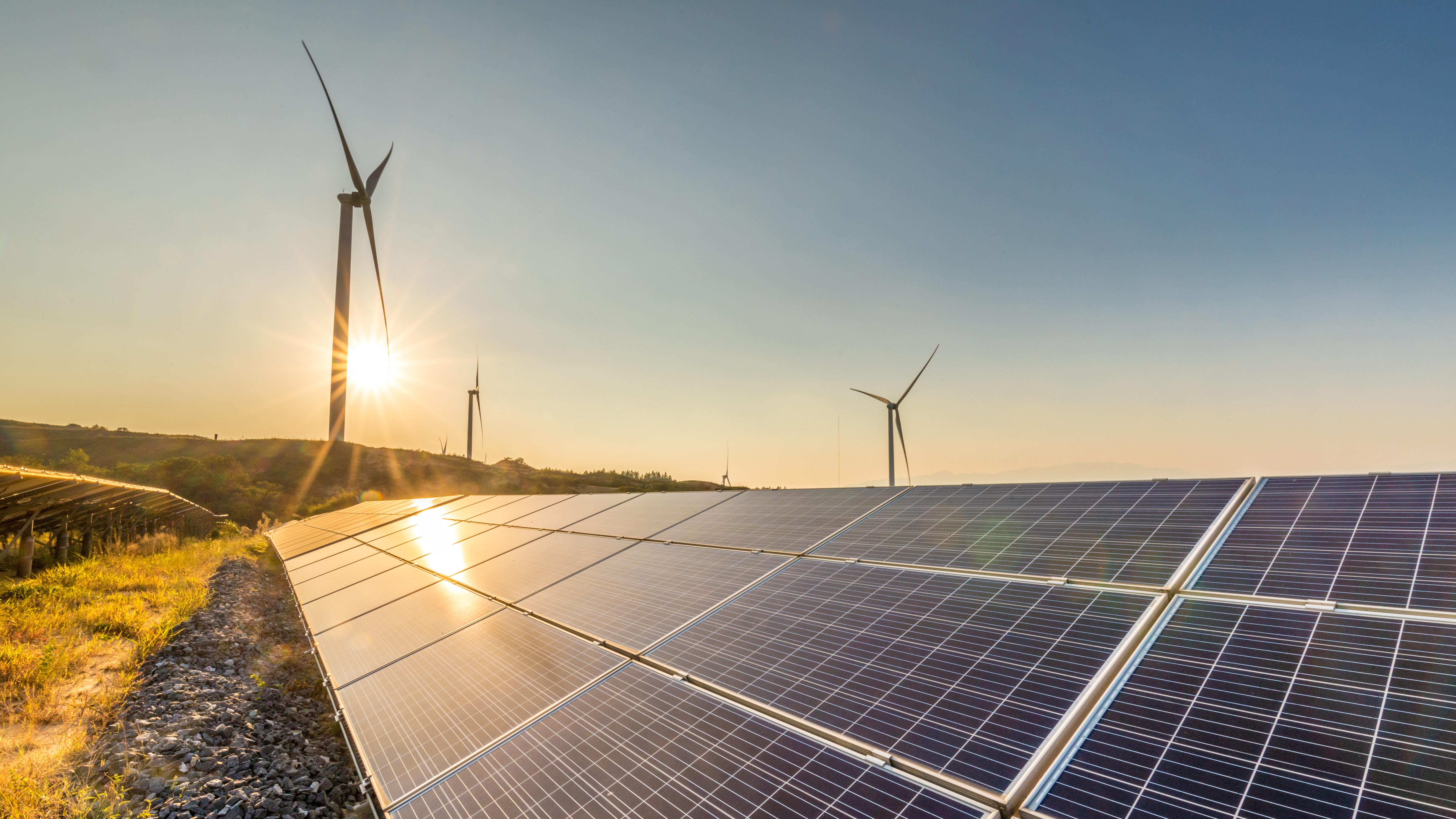 Альтернативная энергетика в мире