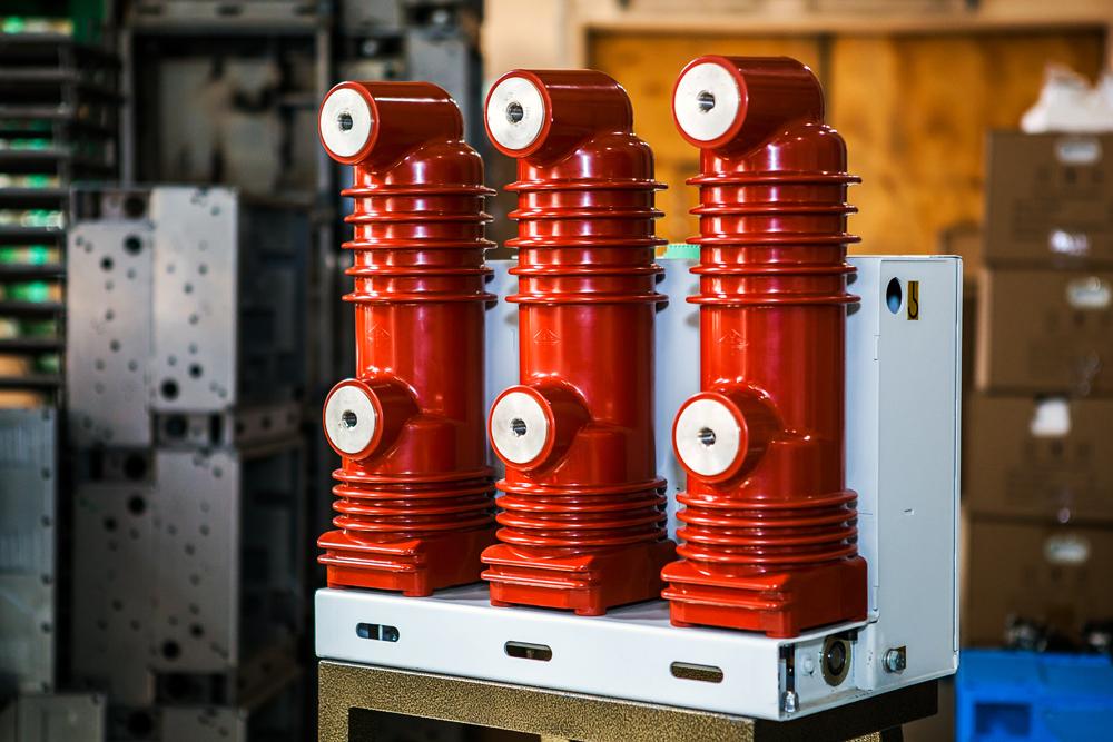 Элегазовый выключатель. понятие, принцип работы и конструкция