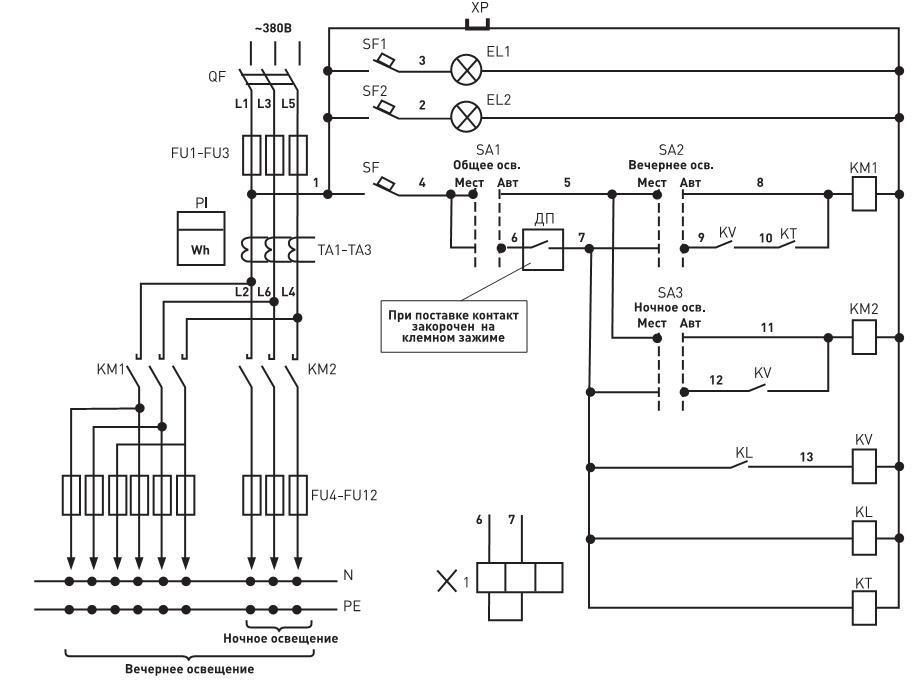 Виды и типы систем освещения, умные системы управления светильниками и оборудованием