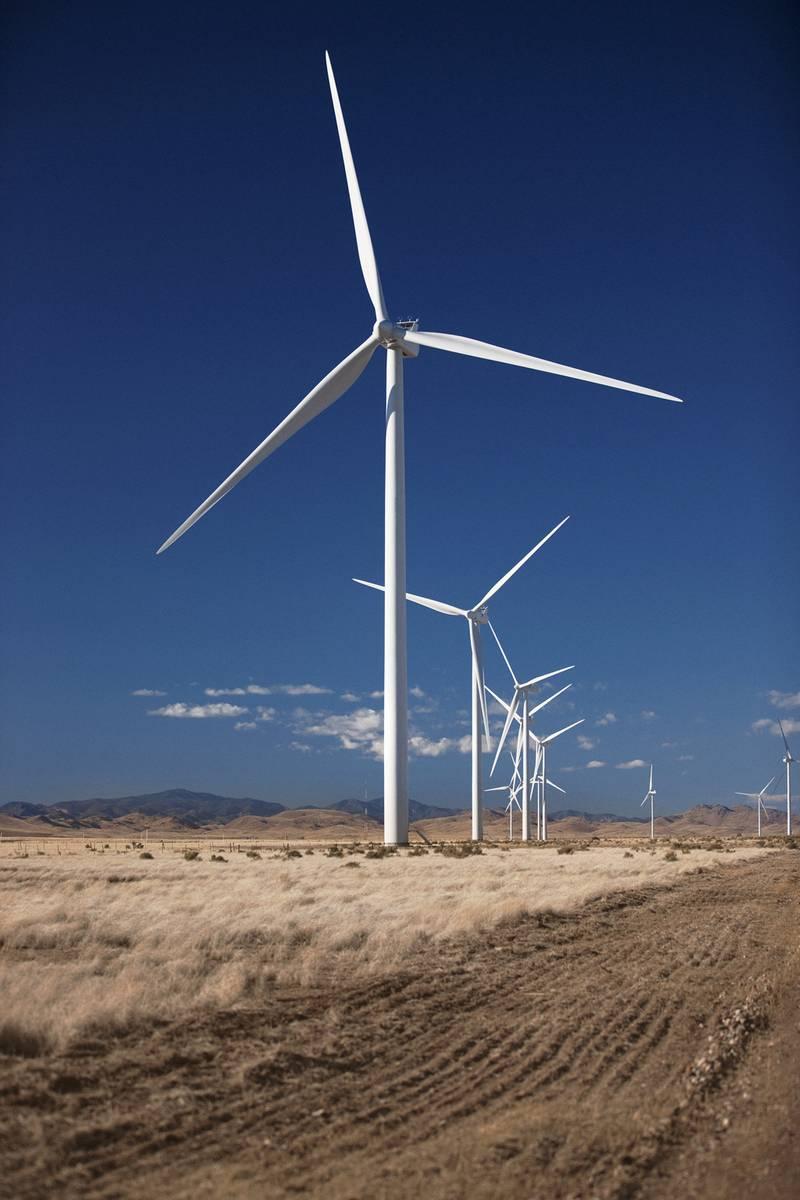 Новое рождение ветроэнергетики