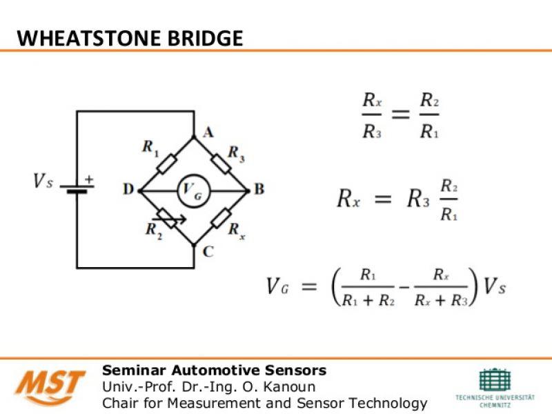 Лабораторная работа «мостовые измерения» - pdf free download