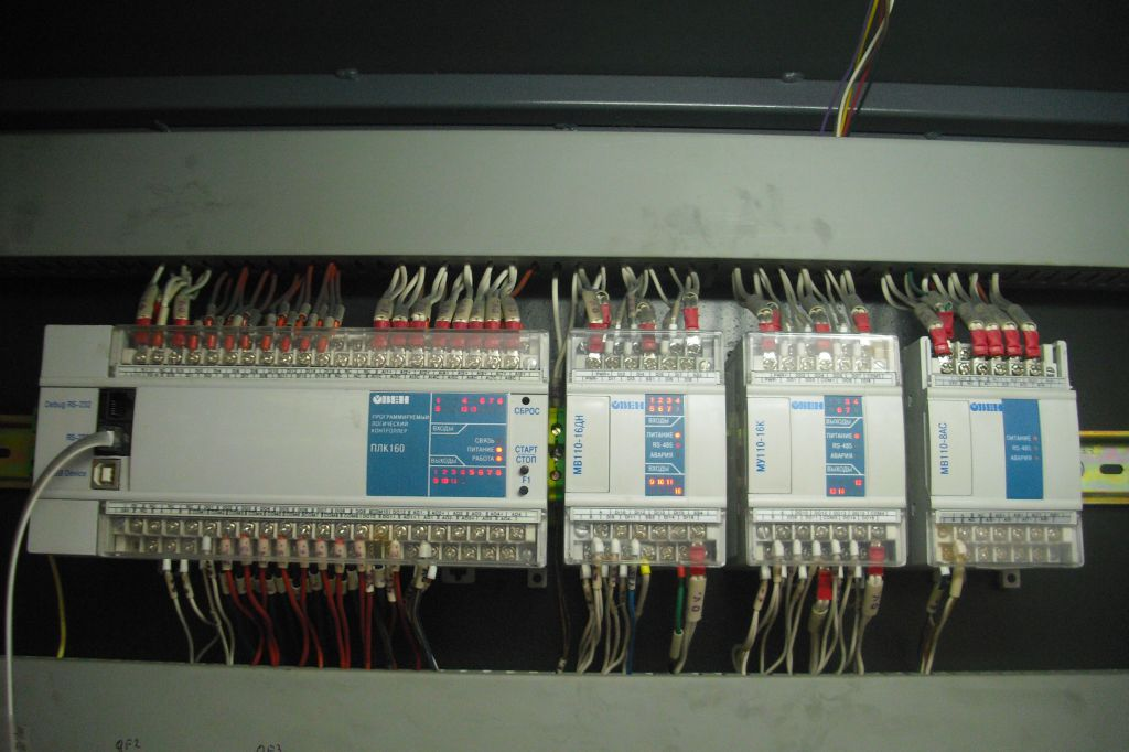 Система контроля  эффективности  производства  - услуги по автоматизации предприятия