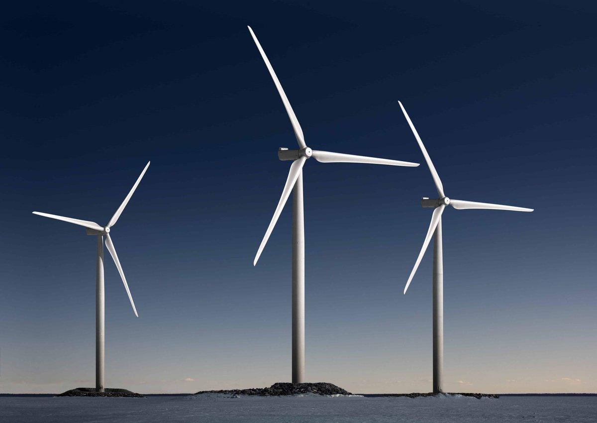 Мировой опыт в освоении энергии ветра