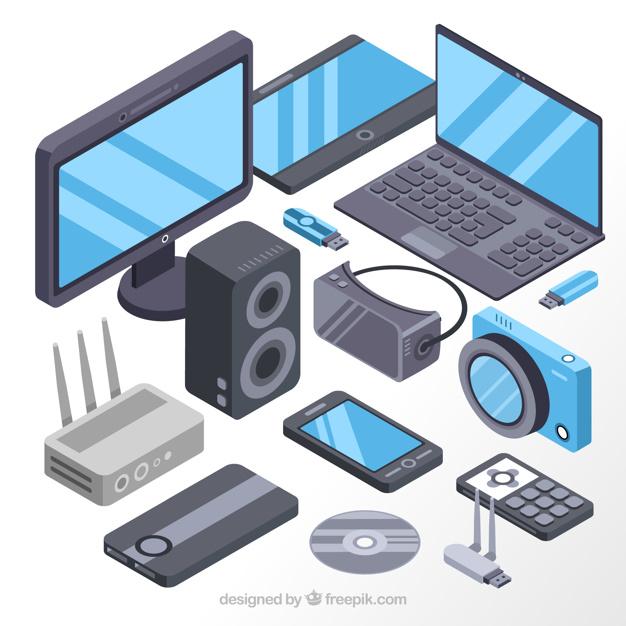 Виды электронных устройств