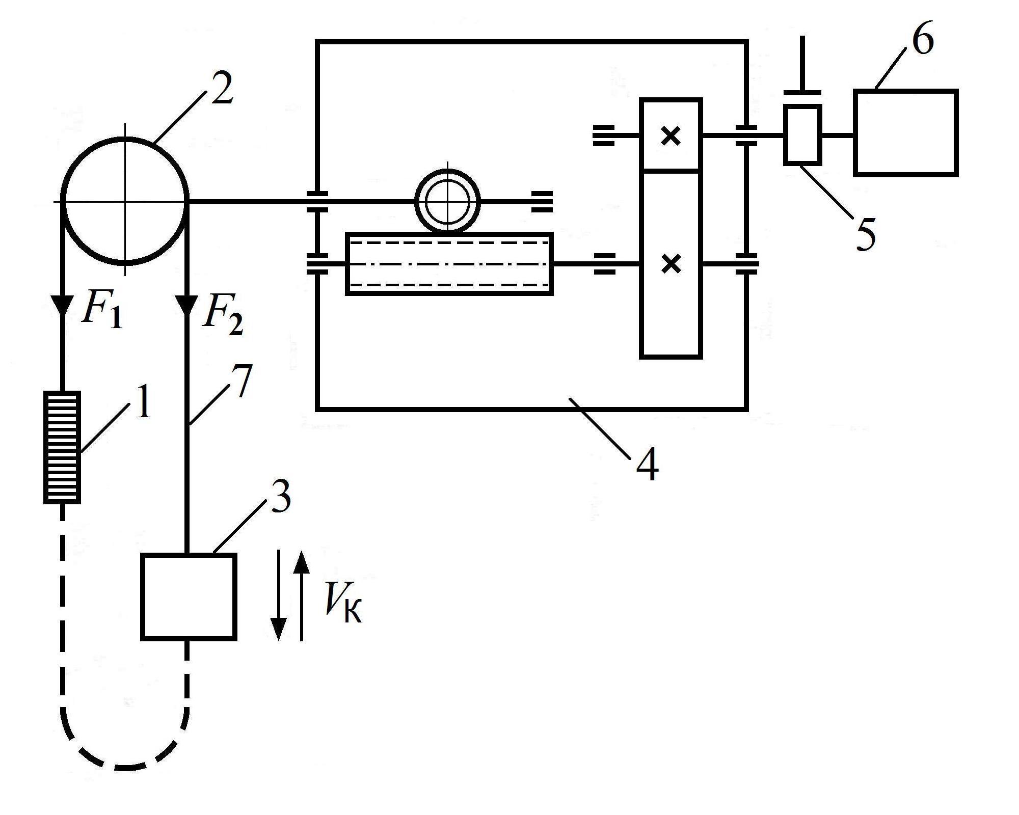 Схемы управления электроприводами лифтов