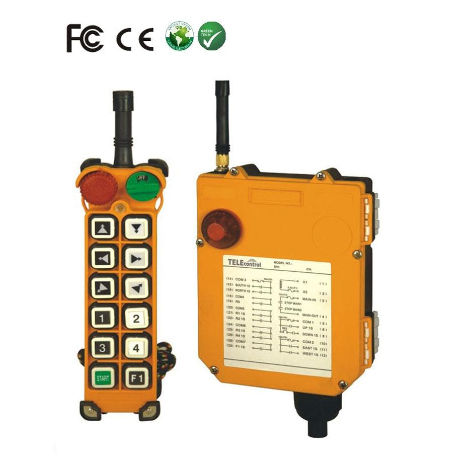 Радиоуправление кран-балкой и мостовым краном - примущества, работа, нюансы дистанционного управления