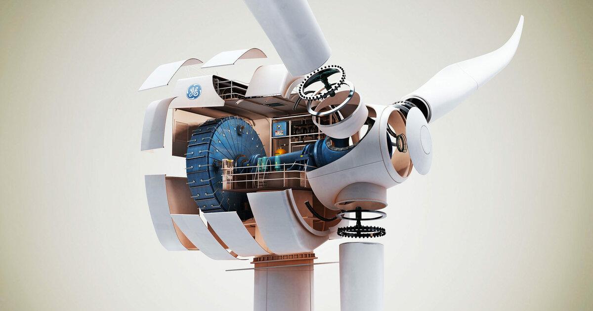 Ветрогенератор — википедия с видео // wiki 2