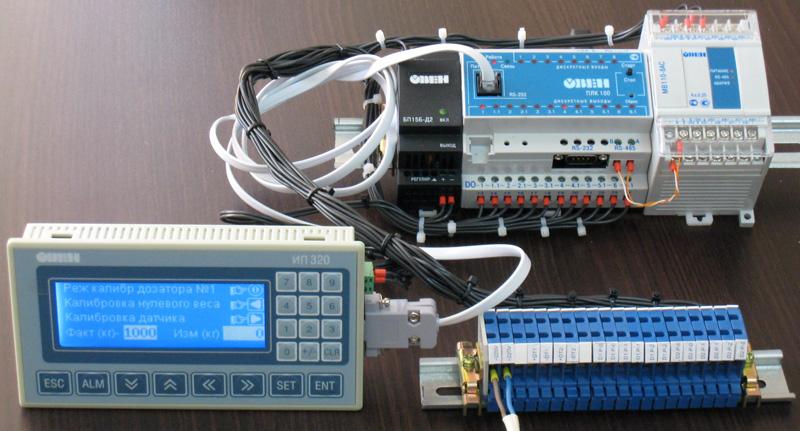 Автоматизация электроприводов и производственного оборудования