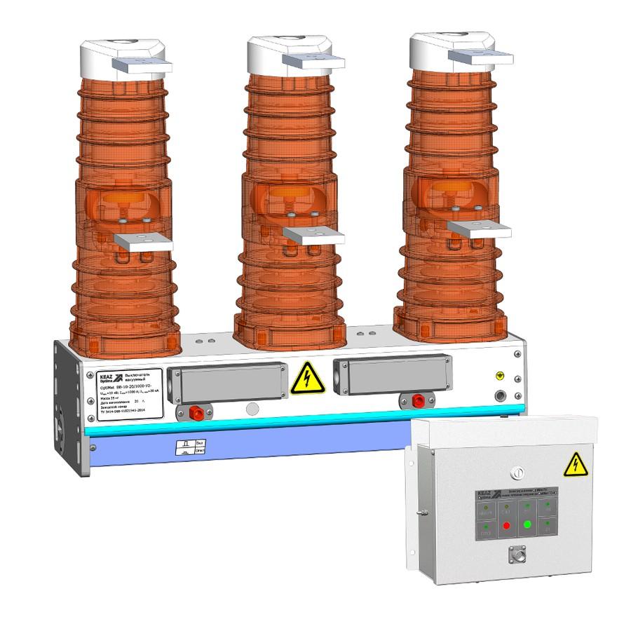 Высоковольтные выключатели: элегаз против вакуума - сравнение элегазового и вакуумного высоковольтного выключателей