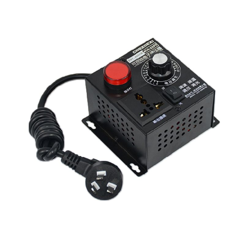 Тиристорный регулятор мощности: схема, принцип работы и применение