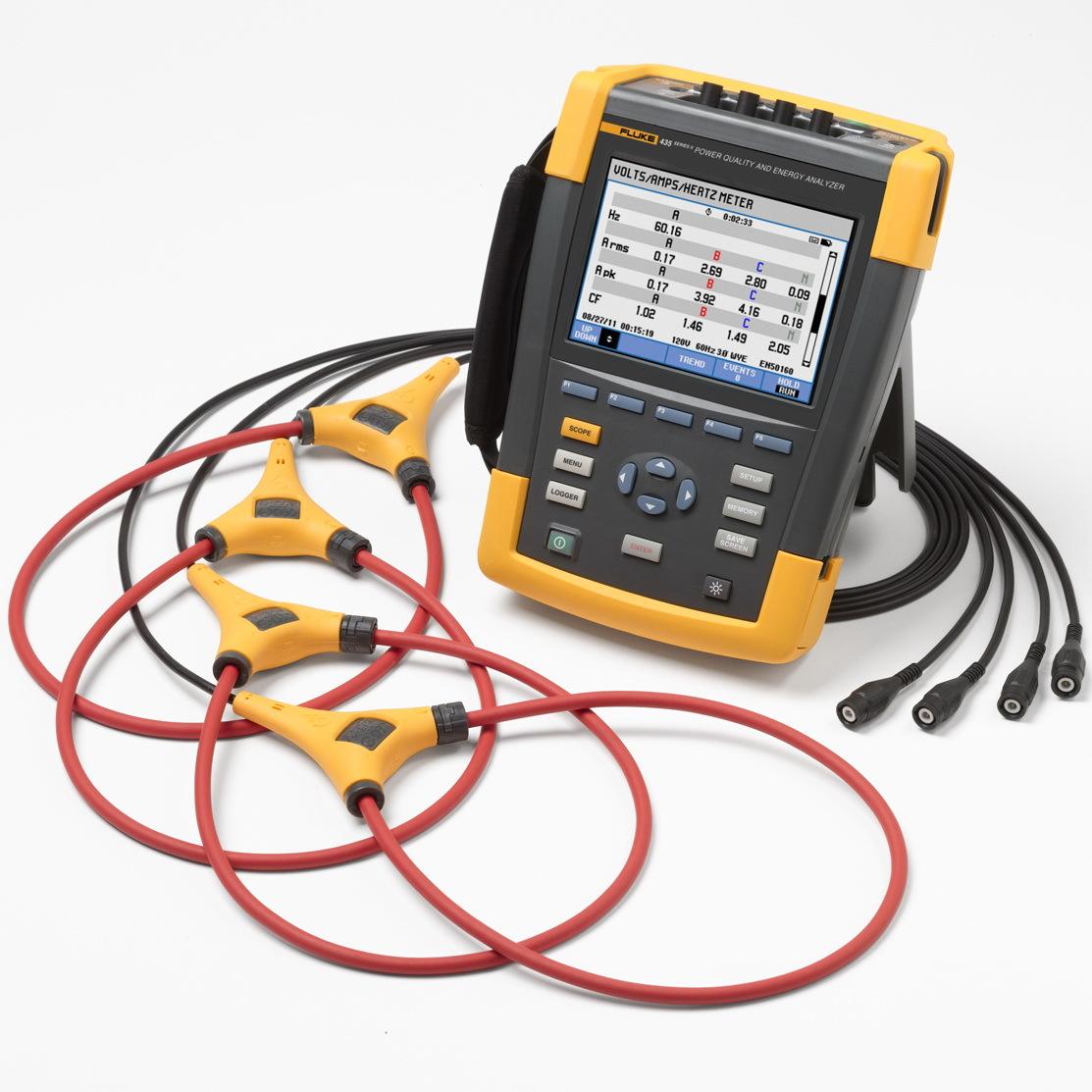 Измерение электрической мощности и энергии