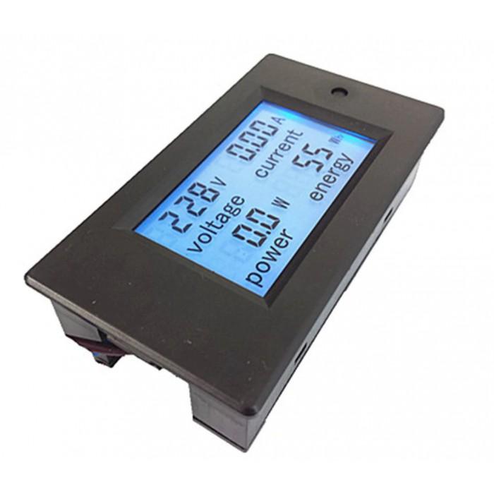 Цифровой ваттметр переменного тока - pic18f252
