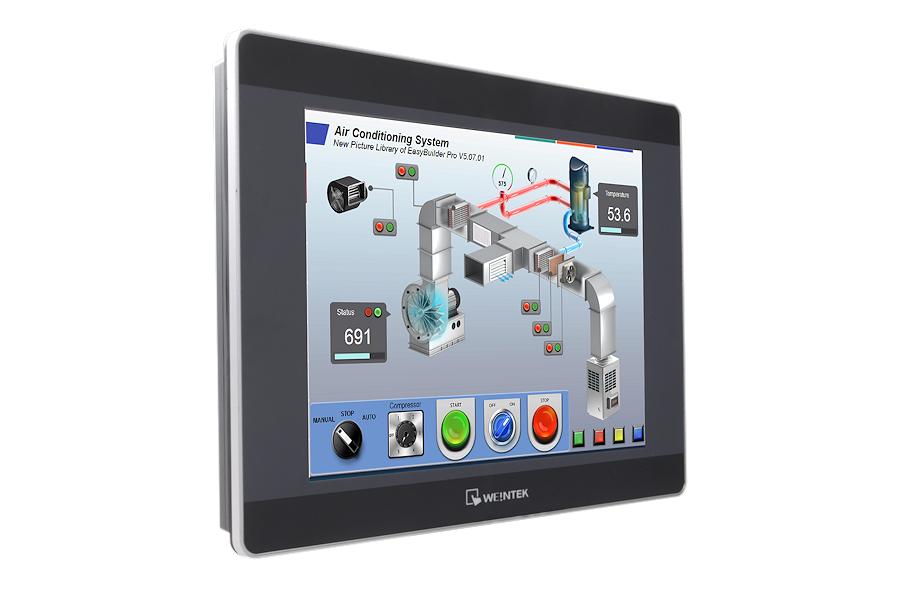 Панели оператора и панельные контроллеры