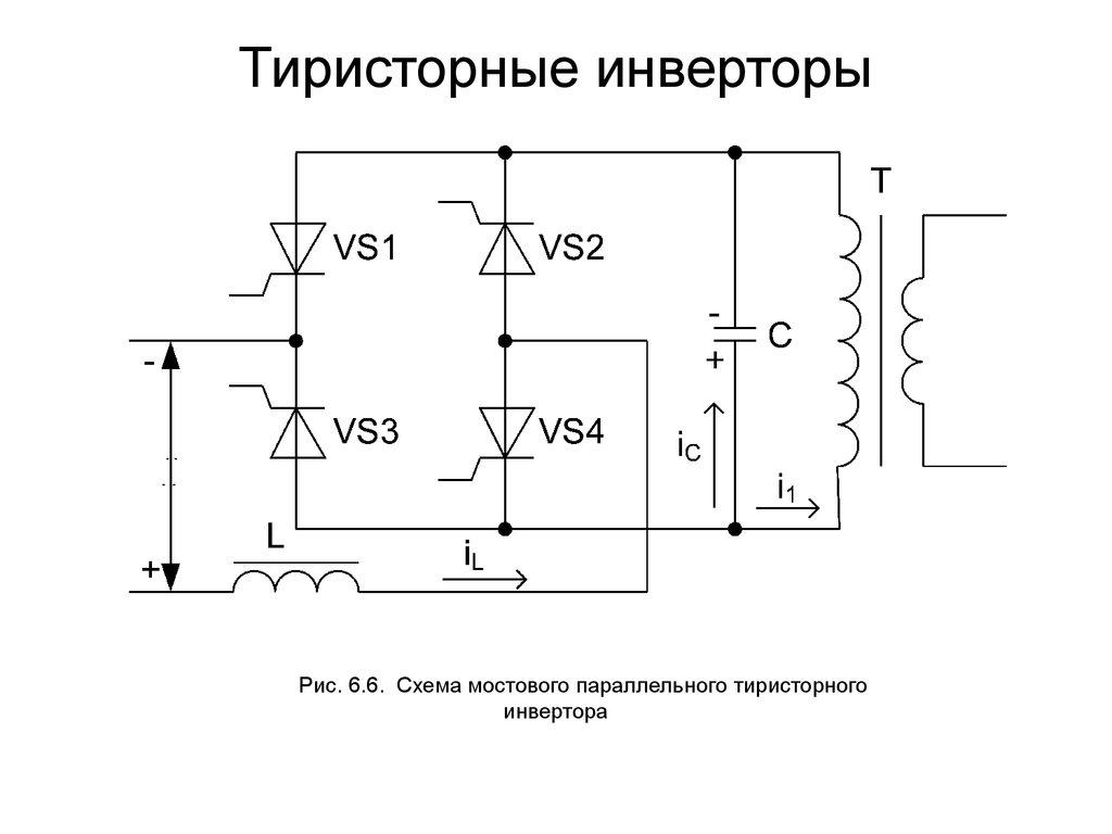 О современных тиристорных регуляторах / статьи и обзоры / элек.ру