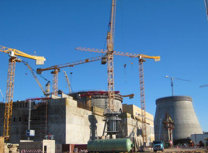 Атомная энергетика россии