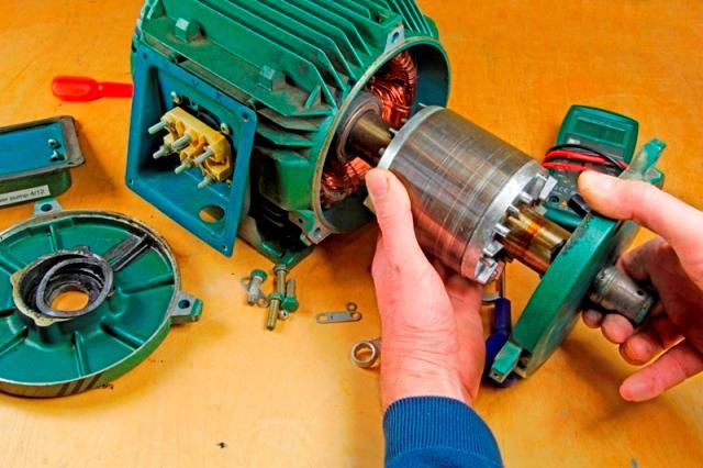 Реферат – анализ способов диагностики асинхронных электродвигателей с короткозамкнутым роторо – бугеря татьяна игоревна