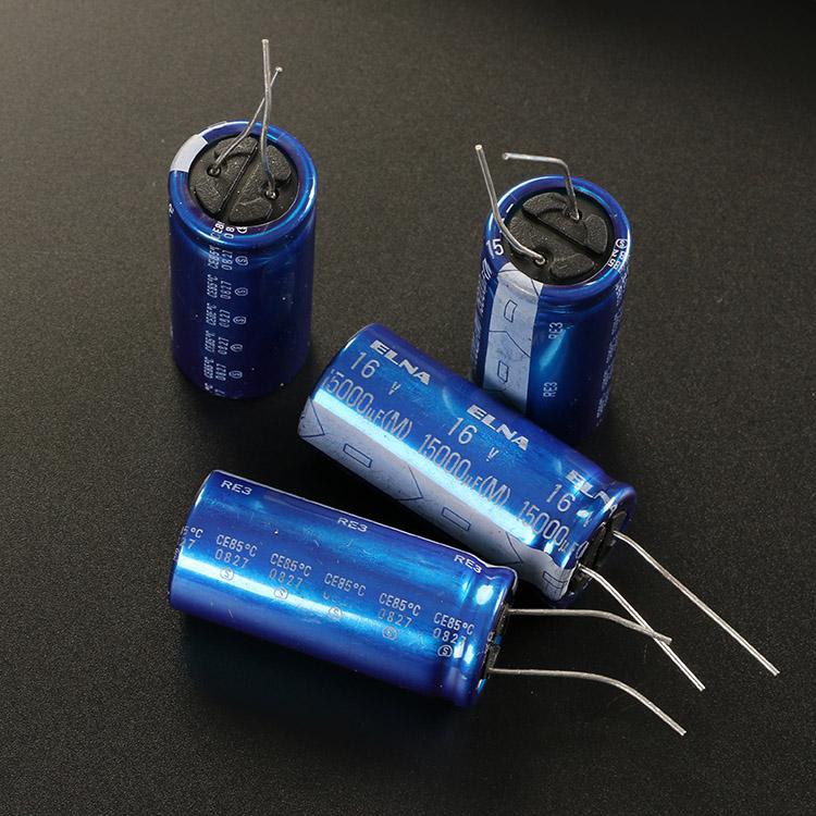 Соединение конденсаторов