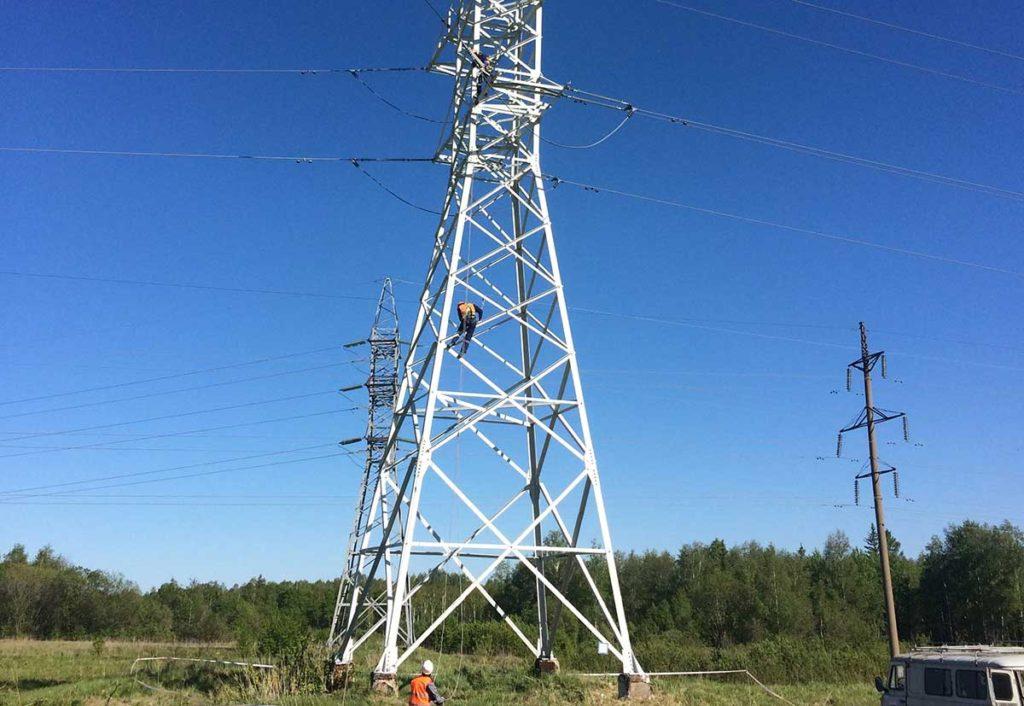 Принцип работы токовой направленной защиты нулевой последовательности в электрических сетях 110 кВ
