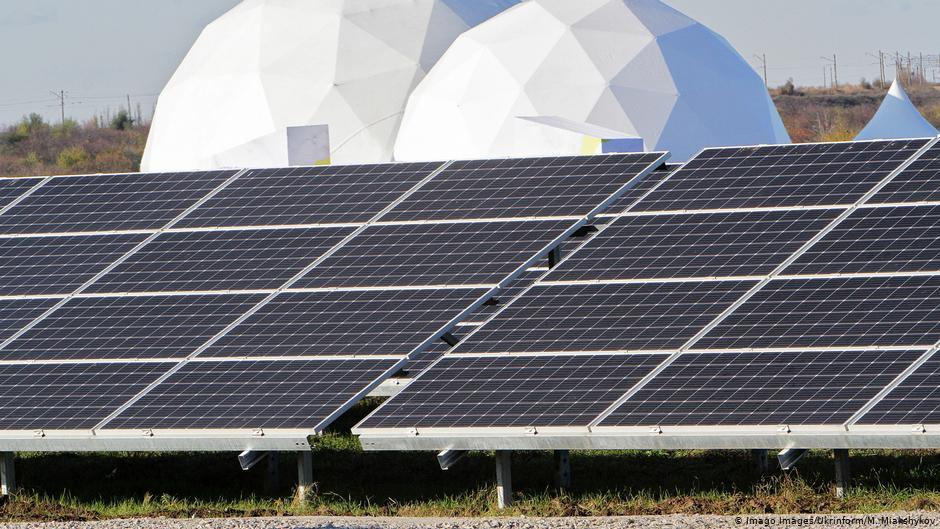 Состояние и перспективы развития солнечной энергетики