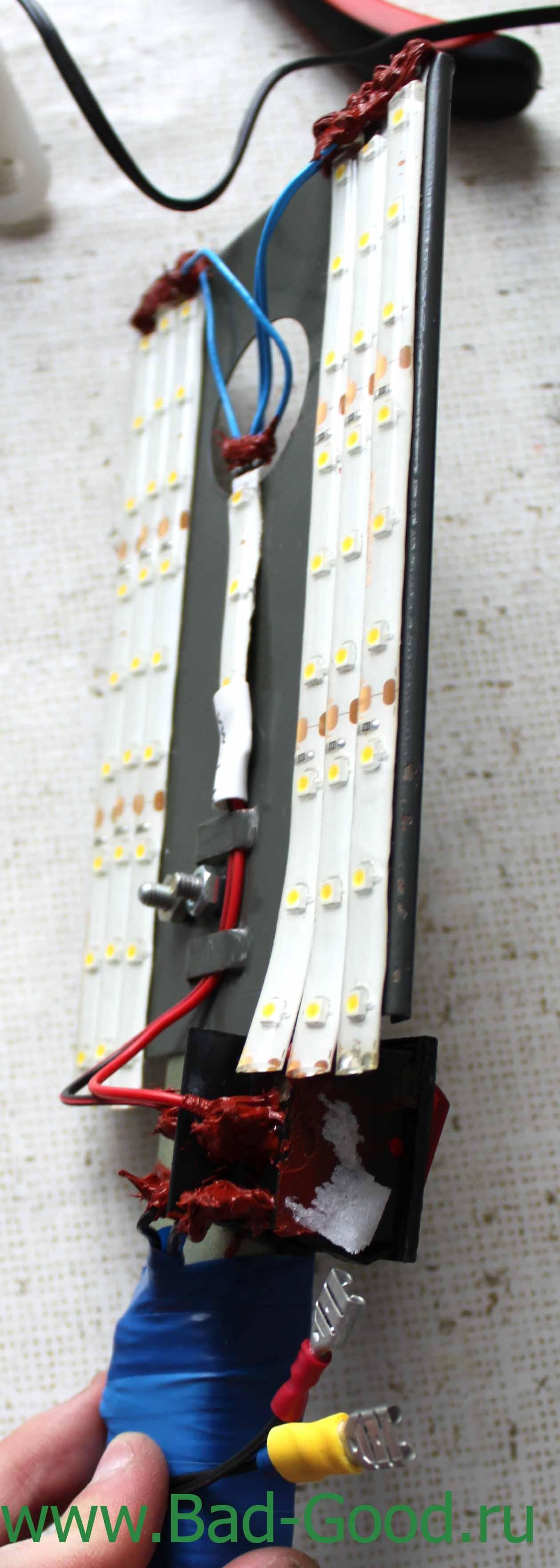 Параметры ламп накаливания