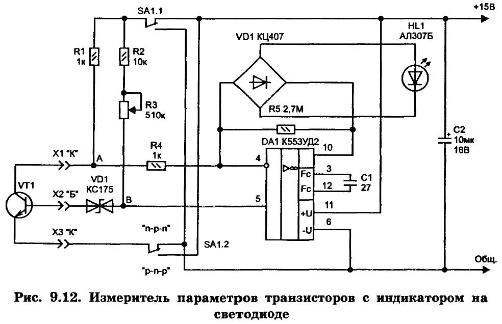 Транзисторы: схема, принцип работы, чем отличаются биполярные и полевые [амперка / вики]
