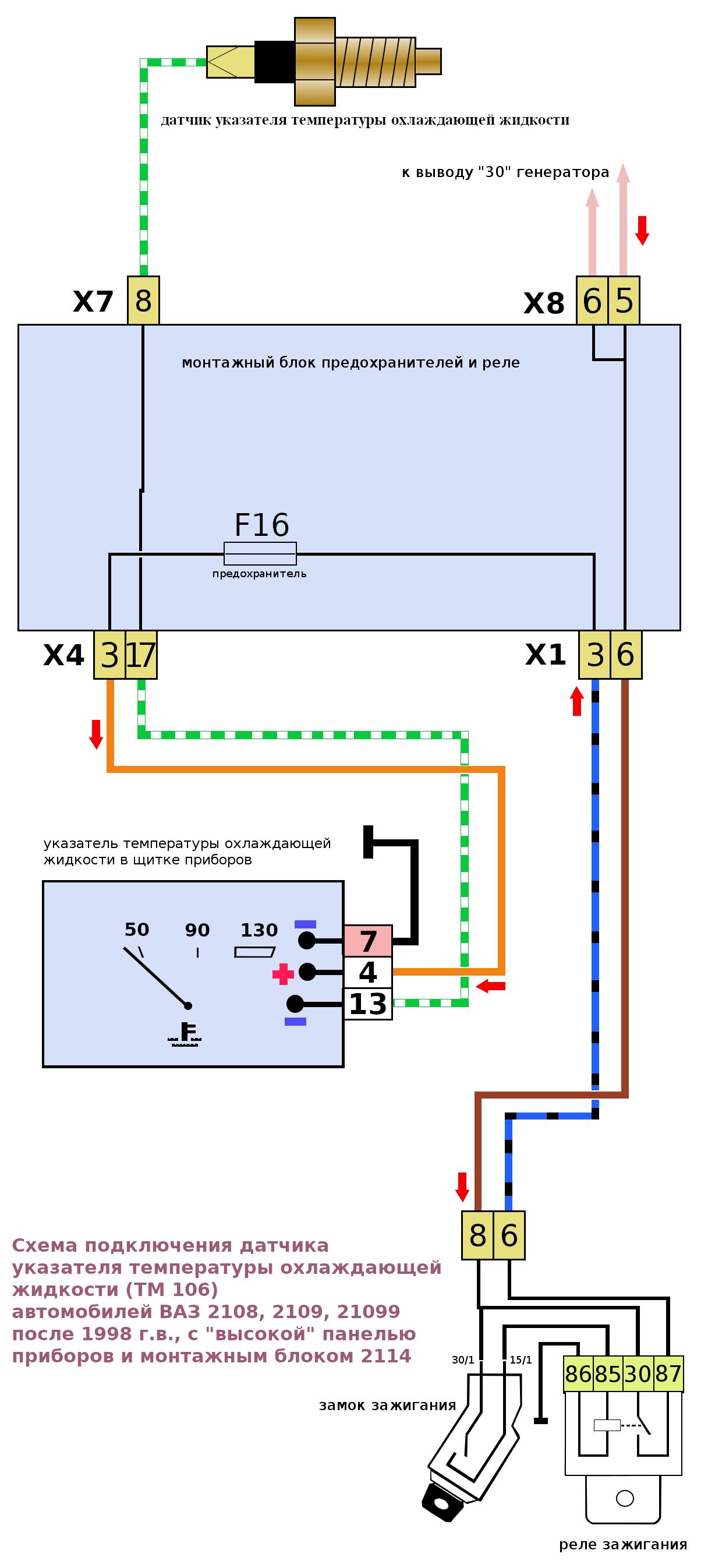 Датчик температуры arduino ds18b20