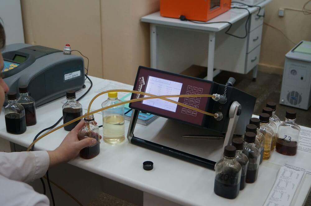 Трансформаторное масло: технические характеристики и свойства
