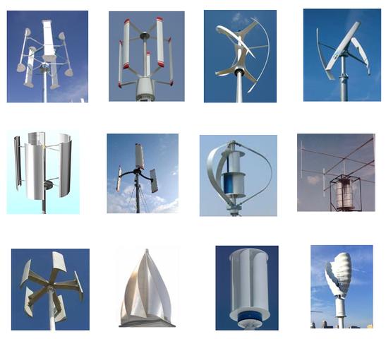 Ветрогенераторы: классификация и типы, конструкция и схема работы