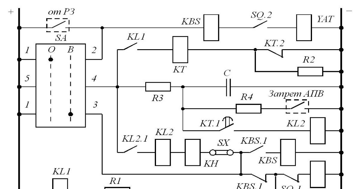 Автоматическое повторное включение (апв) – гарантия безаварийной работы электроустановки.